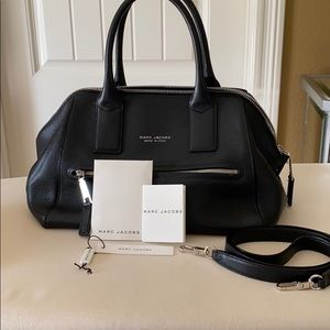 Marc Jacobs Small Incognito Black/Nickel Handbag